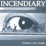 Pochette Thousand Mile Stare par Incendiary
