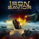 Pochette Reforged - Riding On Fire par Iron Savior