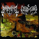 In The Valley Of Death, Where Black Metal Is King (split avec Nachtmystium)