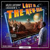 Pochette Lost In The New Real par Arjen Lucassen