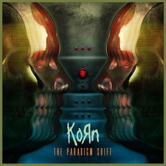 """Résultat de recherche d'images pour """"Korn, The Paradigm Shift"""""""