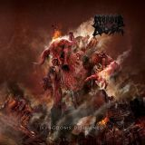 Pochette Kingdoms Disdained par Morbid Angel