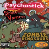 Pochette Space Vampires VS Zombie Dinosaurs in 3D