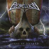 Pochette Sagas Of Iceland - The History Of The Vikings Volume I