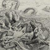 Split avec Kess'khtak, Oak Pantheon, Liber Necris