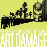 Pochette Art Damage par Fear Before