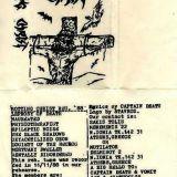 Pochette Leprosy of Death par Rotting Christ
