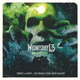 Pochette Necrophaze par Wednesday 13