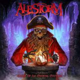 Pochette Curse Of The Crystal Coconut par Alestorm