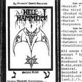 Pochette Satanic Rites