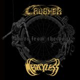 Pochette Blast From The Past (Split avec Crusher)