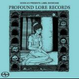 Pochette Label Showcase - Profound Lore Records: Split avec YOB / Moss /  The Atlas Moth / Wolvhammer