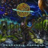 Pochette Embryonic Anomaly par Rings Of Saturn