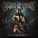 Pochette Hammer Of The Witches par Cradle Of Filth