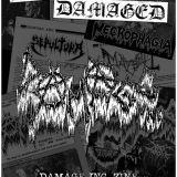 Pochette Ultra Damaged: Damage Inc. Zine 1985/2017 Anthology