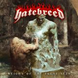 Pochette Weight of The False Self par Hatebreed