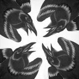 Pochette Magpie & Raven (avec Wraiths)