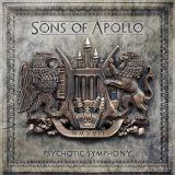 Pochette Psychotic Symphony par Sons Of Apollo