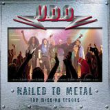 Pochette Nailed To Metal - The Missing Tracks
