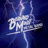 Pochette Bernard Minet Metal Band par Bernard Minet Metal Band