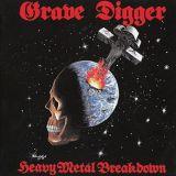 Pochette Heavy Metal Breakdown