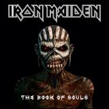 Pochette The Books of Souls  par Iron Maiden