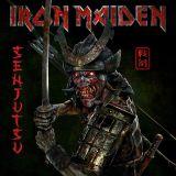 Pochette Senjutsu par Iron Maiden