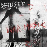 Pochette War Music par Refused