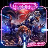 Pochette Dinosaur Warfare - Legend of the Power Saurus