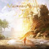 Pochette Wanderers par Visions Of Atlantis