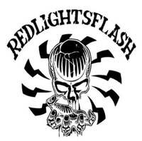 logo Red Lights Flash