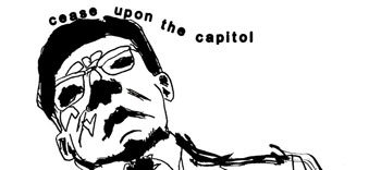 logo Cease Upon The Capitol