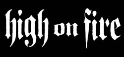 logo High On Fire