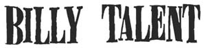 logo Billy Talent