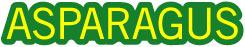 logo Asparagus