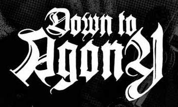 logo Down To Agony