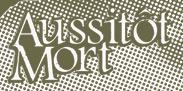 logo Aussitôt Mort