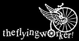 logo The Flying Worker