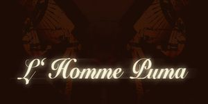 logo L'Homme Puma