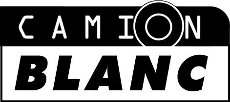 logo Camion Blanc