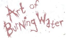 logo Art Of Burning Water