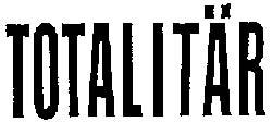 logo Totalitar