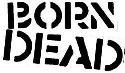 logo Born/Dead