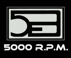 logo 5000 rpm