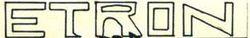 logo Etron