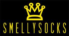 logo Smelly Socks