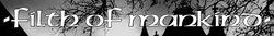 logo Filth Of Mankind