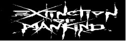logo Extinction Of Mankind