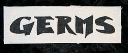 logo The Germs