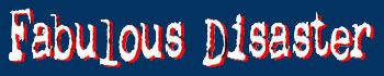 logo Fabulous Disaster